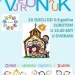 Dječja zajednica Susret - Plakat