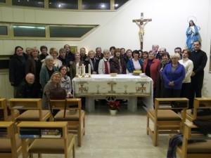 Duhovna obnova za članove mješovitog zbora
