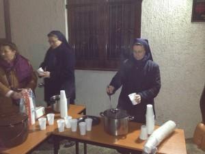 Proslava prvog rođendana pučke kuhinje Sv. Josipa