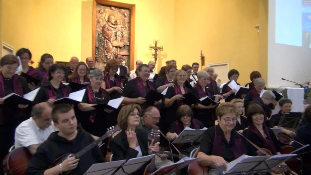 Mješoviti zbor župe svetog Josipa